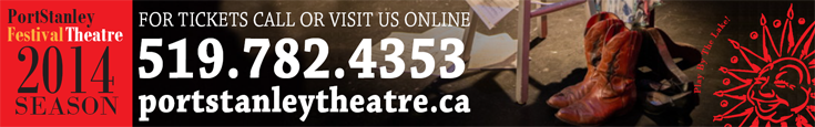 Port Stanley Festival Theatre 2014 Season
